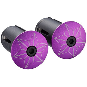 Supacaz Super Sticky Kush Starfade Handlebar Tape neon purple 2019